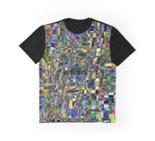 Kaleidoscope #6 Graphic T-Shirt