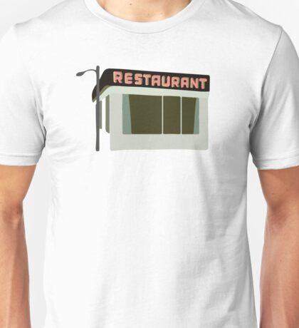 Seinfeld Restaurant Unisex T-Shirt