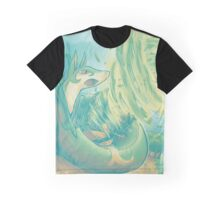 Leaf Tornado Graphic T-Shirt