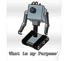 What is my Purpose? Poster