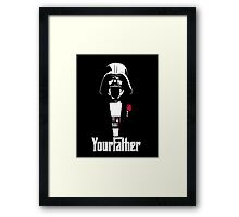 Your Father Framed Print