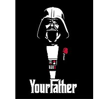 Your Father Photographic Print