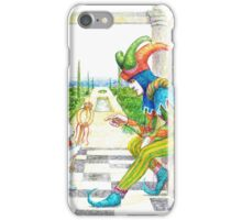 Gasparro  iPhone Case/Skin