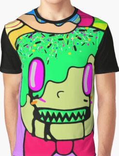 MR. FRINKLES INSANE HEAD Graphic T-Shirt