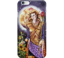 Warrior Class Woman - Mars iPhone Case/Skin