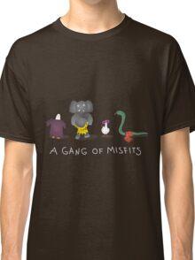 A gang of misfits Classic T-Shirt