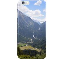 Krimml, Austria iPhone Case/Skin