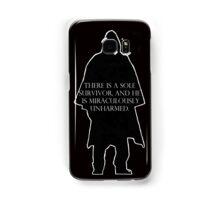 Unbreakable, Hooded Hero Samsung Galaxy Case/Skin