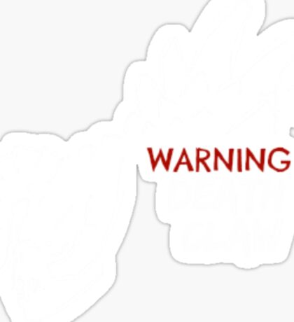 Warning known to all... Sticker