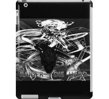 ©TAIMITIDESIGNS-*RAIDER DIE HARD* special edition. iPad Case/Skin