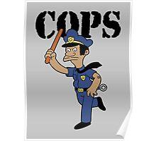 Springfield Cops Poster