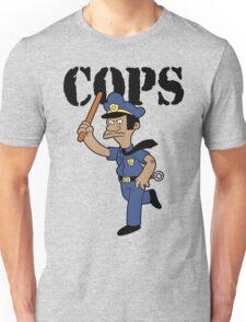 Springfield Cops Unisex T-Shirt