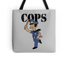 Springfield Cops Tote Bag