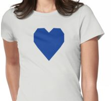 Air Force Blue USAF  Womens Fitted T-Shirt