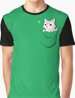 Celestial Pocket Graphic T-Shirt
