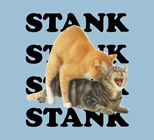 STANK CAT SEX SWAGGIN ASS SHIRT AIGHT Unisex T-Shirt