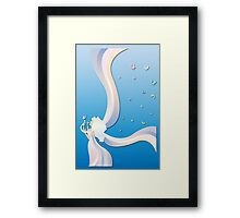 Heavenly Sound Framed Print