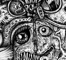 Soul Explosion Sticker