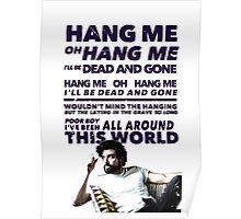 Hang Me Oh Hang Me  Poster