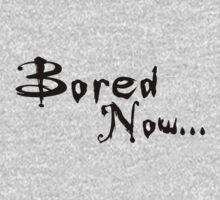 Buffy - Bored now... One Piece - Short Sleeve