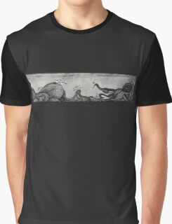 Paper Sea  Graphic T-Shirt