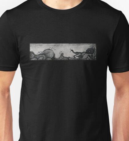 Paper Sea  Unisex T-Shirt