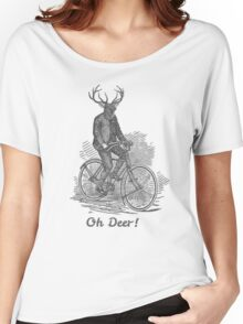 Oh Deer! Women's Relaxed Fit T-Shirt
