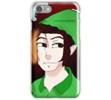 Dangerous to Go Alone iPhone Case/Skin