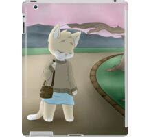 Quiet Walk iPad Case/Skin