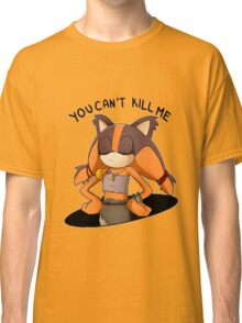 (Sonic Boom) Sticks the Badger - You Can't Kill Me Classic T-Shirt
