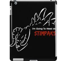A LOT, of Stimpaks... iPad Case/Skin