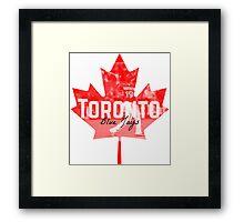 Toronto Blue Jays Canada Framed Print