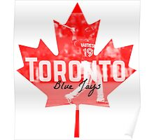 Toronto Blue Jays Canada Poster