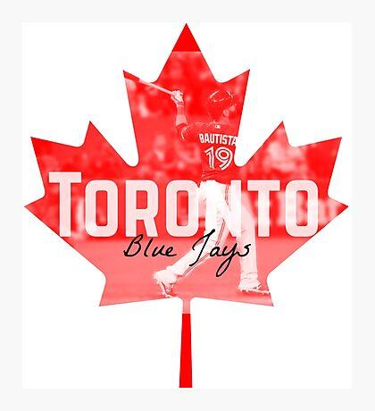 Toronto Blue Jays Canada Photographic Print