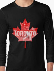 Toronto Blue Jays Canada Long Sleeve T-Shirt