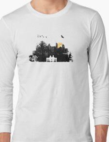 City Moonrise Long Sleeve T-Shirt