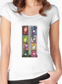 Going Fishing Women's Fitted Scoop T-Shirt