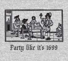 PartyLikeIt's1699 One Piece - Long Sleeve