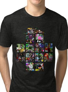 Let's see how far we've come (Let's see how far we'll go) Tri-blend T-Shirt