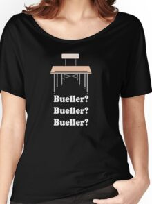 Ferris Bueller's Day Off - Bueller? Women's Relaxed Fit T-Shirt