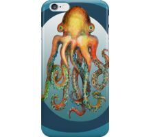 O is for Octopus iPhone Case/Skin
