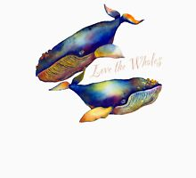 Love the Whales Unisex T-Shirt
