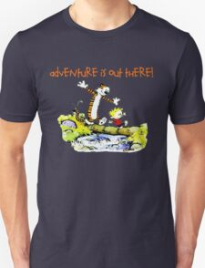 Calvin and Hobbes' Wonderful Adventure T-Shirt