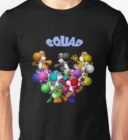 Yoshi Squad Unisex T-Shirt