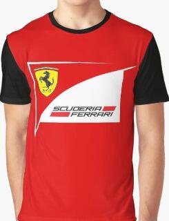 SCUDERIA FERRARI Graphic T-Shirt