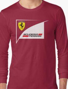 SCUDERIA FERRARI Long Sleeve T-Shirt