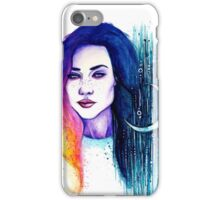 Lune iPhone Case/Skin