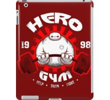 Baymax Hero Gym iPad Case/Skin