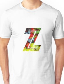 The Letter Z - Fruit Unisex T-Shirt