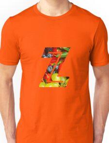 The Letter Z - Fruit Unisex T-Shirt